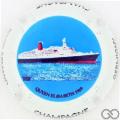 Champagne capsule 6.c Queen Elisabeth