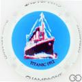 Champagne capsule 6.a Titanic 1912