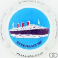 Champagne capsule 6.e Ile de France