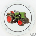 Champagne capsule 2.a 2/6 Tracteur