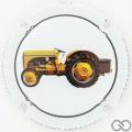 Champagne capsule 2 1/6 Tracteur