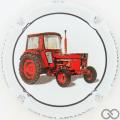 Champagne capsule 2.d 5/6 Tracteur
