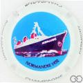 Champagne capsule 6.b Normandie 1932