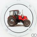 Champagne capsule 2.c 4/6 Tracteur