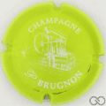 Champagne capsule 14.v Vert-jaune et blanc