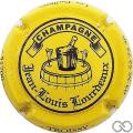Champagne capsule 17.k Jaune et noir