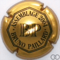 Champagne capsule 27 Or, Assemblage, 2004