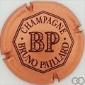 Champagne capsule 16 Cuivre-rosé et marron