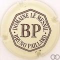Champagne capsule 22 Crème, Domaine le Mesnil