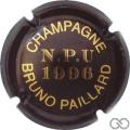 Champagne capsule 11.a Cuvée N.P.U. 1996