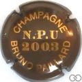 Champagne capsule 11.e Cuvée N.P.U. 2003
