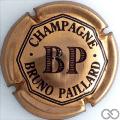 Champagne capsule 15 Rosé et marron