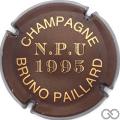 Champagne capsule 11 Cuvée N.P.U. 1995