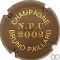 Champagne capsule 11.d Cuvée N.P.U. 2002