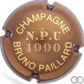 Champagne capsule 10 Cuvée N.P.U. 1990