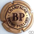 Champagne capsule 23 Cuivre et marron
