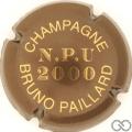 Champagne capsule 11.c Cuvée N.P.U. 2000