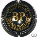 Champagne capsule 29 Jéroboam bleu foncé