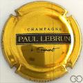 Champagne capsule 46.a Or et noir