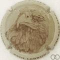 Champagne capsule A6 Bald Eagle
