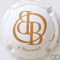 Champagne capsule 5.a Blanc et orange