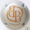 Champagne capsule 5.c Gris-argenté et marron