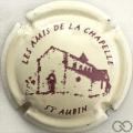 Champagne capsule H0403 Crème et bordeaux