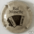 Champagne capsule A85.k Bal Musette