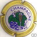 Champagne capsule 606.a Or