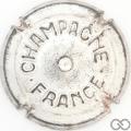 Champagne capsule 379 Métal