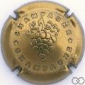 Champagne capsule 762.d Or foncé