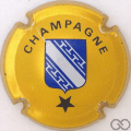 Champagne capsule 449 Or