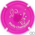Champagne capsule A1.ia Opalis rose et or