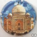 Champagne capsule A28.d Taj Mahal