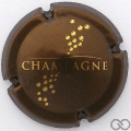 Champagne capsule 765.e Marron