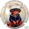 Champagne capsule 940.a Les poulbots