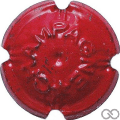 Champagne capsule 69 Rouge