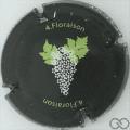 Champagne capsule 905.h 4 Floraison, petite écriture sur contour