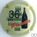 Champagne capsule 882.j Primato. 36 bouteilles, 27 litres