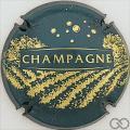 Champagne capsule 767.f Bleu