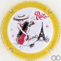 Champagne capsule 1111.i 5/5 Les Parisiennes 2021