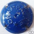 Champagne capsule 89 Bleu