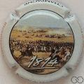 Champagne capsule 902.d Bataille de Montmirail