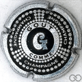 Champagne capsule 770.f G, comme goût