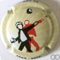 Champagne capsule A49.a 50 ans Tous Unis