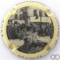 Champagne capsule 809.c Le Brasier