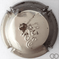 Champagne capsule 738.f Grappe métal