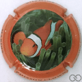 Champagne capsule A20 Poisson clown