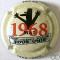 Champagne capsule A49.e 50 ans Tous Unis