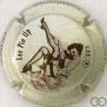 Champagne capsule 773.h Pin Up: gris métallisé